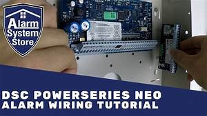 Dsc Powerseries Neo Alarm System Wiring Instructions
