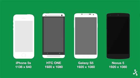 como elegir una pantalla de smartphone diferencias