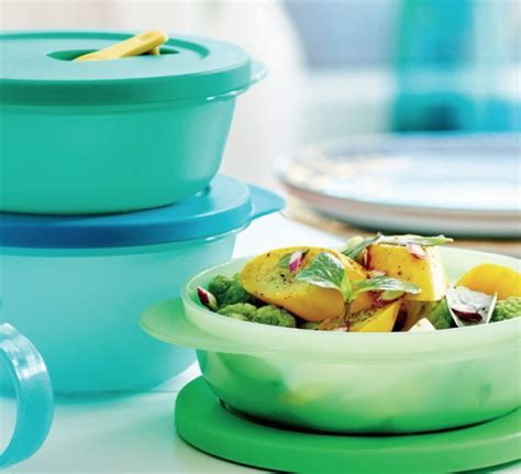 Tupperware Crystalwave Microwave Containers ? The