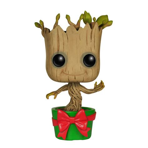 marvel guardians   galaxy holiday dancing groot