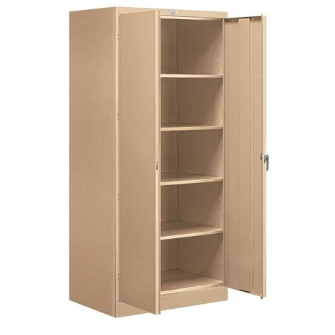 Unassembled Kitchen Cabinets Home Depot by Salsbury Industries 9000 Series 42 In H X 18 In D
