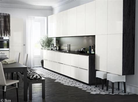 cuisine noir et blanc laqué cuisine blanc et noir cuisine 31 toulouse amnagement