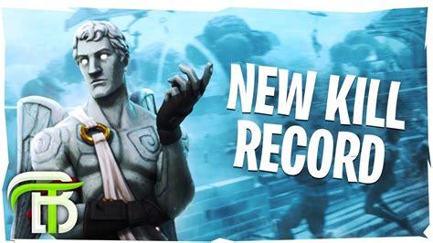 solo kill record fortnite battle royale youtube