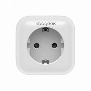 Apple Homekit Steckdose : beste koogeek intelligente steckdose wi fi smart plug funktioniert 1 verkauf online einkaufen ~ Buech-reservation.com Haus und Dekorationen