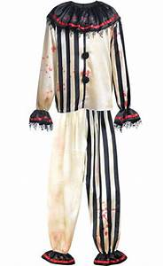 Create Your Own Men's Scary Clown Costume Accessories ...