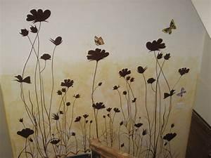 Wall painting design gharexpert