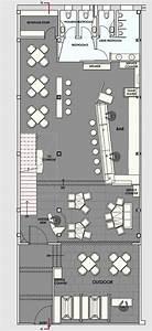 Da Design Mumbai Auriga Restaurant Sanjay Puri Restaurant Plan