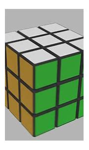 Rubix Cube 3d Animation Cad 60 fps - YouTube