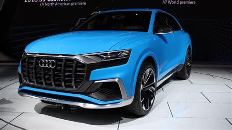 Audi Joins Bmw Mercedes Skipping The Detroit Auto