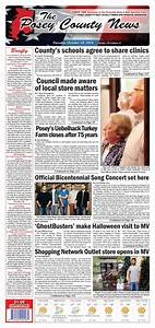 October 18, 2016 - The Posey County News Harvest Edition ...