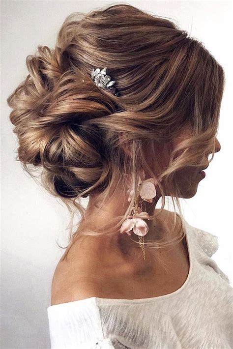 Updo Hairstyles For Wedding by Best Wedding Hairstyle Trends 2019 Hair 2