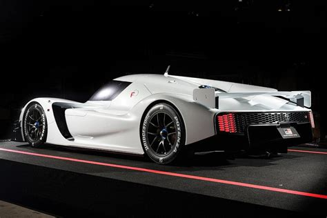 Sport Vs Supersport by Toyota Gr Sports Concept Is A 1 000 Hp Hybrid Beast