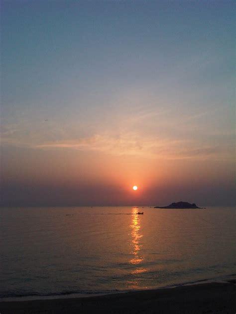korea gangwon sea