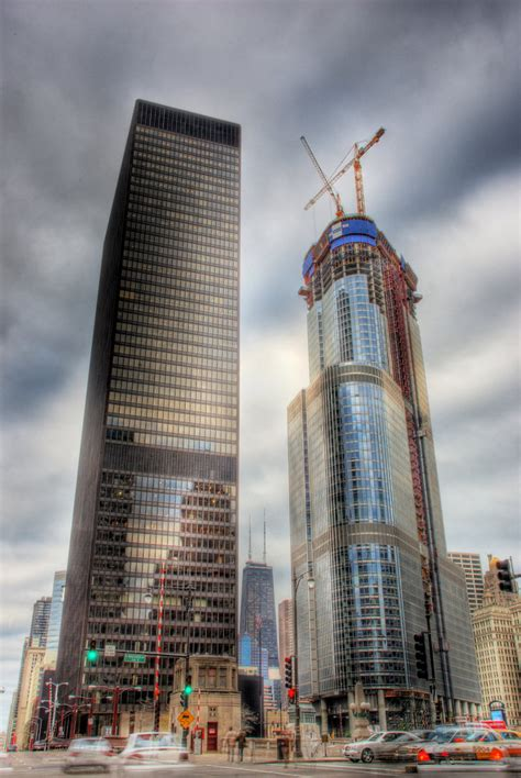 trump tower building ibm around amazing buildings strange architecture beautyharmonylife spudart chicago unusual unique built toronto construction hong kong deviantart
