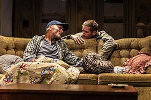 Theater review: Ed Harris outstanding in 'Buried Child ...