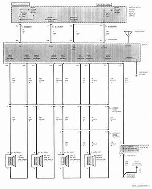 97 Saturn Radio Wiring Diagram 41167 Ciboperlamenteblog It