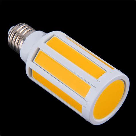 ultra bright e27 15w cob led corn bulb white warm white