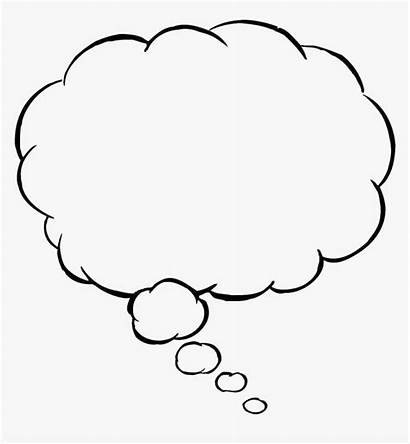 Bubble Thought Clipart Thinking Strengthening Kindpng