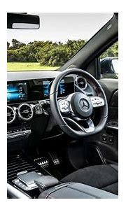 Mercedes GLA hybrid interior & comfort   DrivingElectric