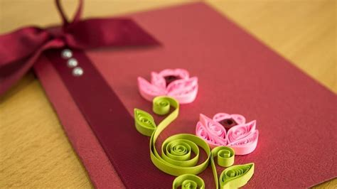 easy craft quilling designs  beginners   timers