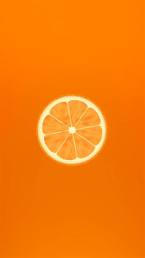 Orange Wallpaper For Iphone by Orange Wallpaper For Iphone Gallery