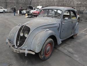 Ecole De Vente Peugeot : deux gisements de voitures anciennes mis au jour ~ Gottalentnigeria.com Avis de Voitures