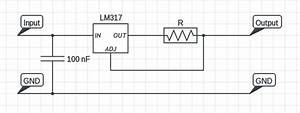 Lm317 Constant Current Source Circuit Design  U2013 Circuits Diy