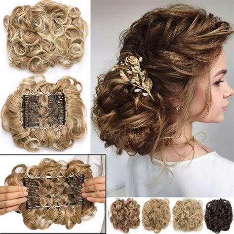 Messy bun hairstyle with braids and wrap messy buns offer little freedom from having to be perfect in all places, including those flyaways we all have. 50+ Hair Style Bun Clip