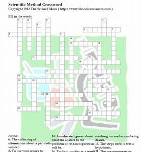 This Printable Scientific Method Crossword Puzzle Includes