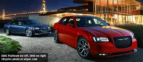 2018 Chrysler 300s Sport Appearance Packages