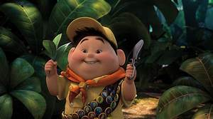 Russel From Up Pixar Quotes. QuotesGram