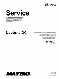 I U2019m Reading 16022785 Maytag Neptune Drying Center  Dc  Repair Service Manual On Scribd