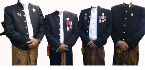 beskap java beskap   kind  formal mens shirts