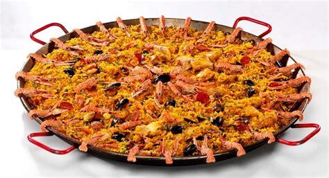cuisine espagnole paella à domicile