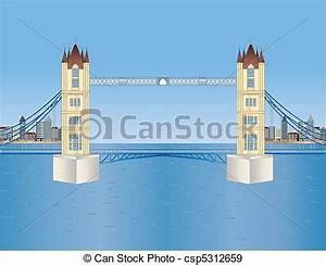 London Bridge Dessin : tourdu pont londres tourdu pont angleterre londres ~ Dode.kayakingforconservation.com Idées de Décoration