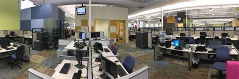 call center cubicle reconfiguration project profile