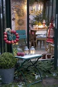 Balkon Im Winter Gestalten : id es d co jardin comment d corer son jardin en hiver ~ Markanthonyermac.com Haus und Dekorationen