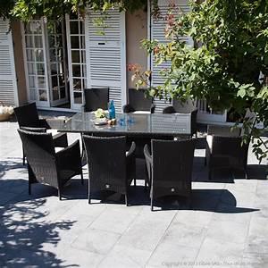 Salon De Jardin 8 Personnes Pas Cher : bache pour table de jardin rectangulaire 8 de jardin ~ Dailycaller-alerts.com Idées de Décoration