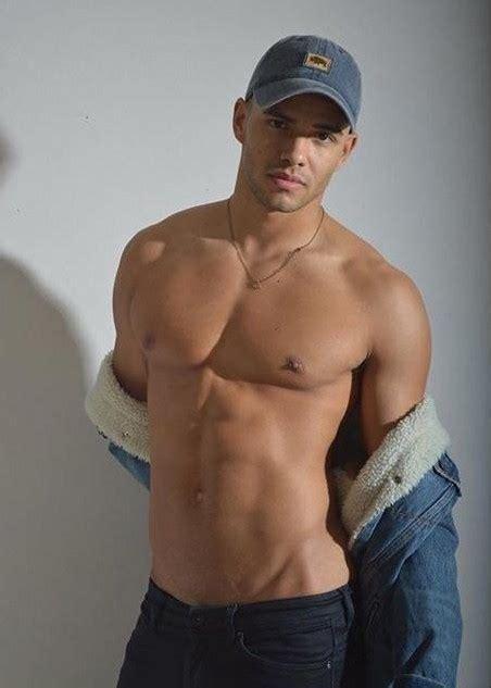 alexissuperfans shirtless male celebs kyler pettis