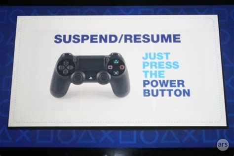 ps4 finally getting suspend resume feature promised