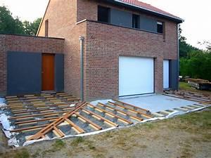 Terrasse En Ipe : terrasse en ipe ambiance wood ~ Premium-room.com Idées de Décoration