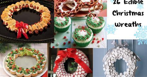 cute food  kids  edible christmas wreaths