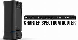 How To Change Your Router Password Spectrum