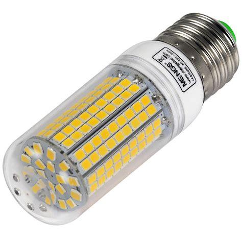 led corn light mengsled mengs 174 e27 10w led corn light 180x 2835 smd led