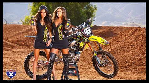 Dirt Bike Girls Wallpaper (28+ Images