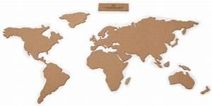 Carte Du Monde En Liège : sticker carte du monde en li ge 16 pi ces autocollantes ~ Melissatoandfro.com Idées de Décoration