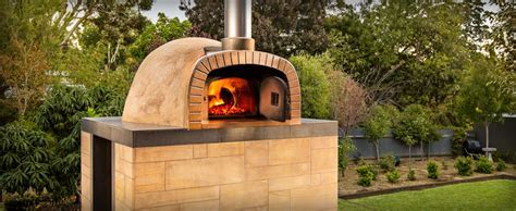 Wood Fired Ovens   Al Forno Wood Ovens