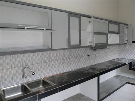 kitchen set stainless steel pembuatan canopy pagar rumah