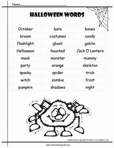 Halloween Printouts From The Guide Worksheets Math