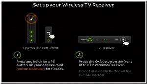 Att U Verse Wireless Access Point Settings